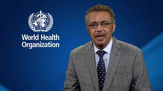 Dr. Tedros Adhanom Ghebreyesus Leading Minds Mental Health Address 2019