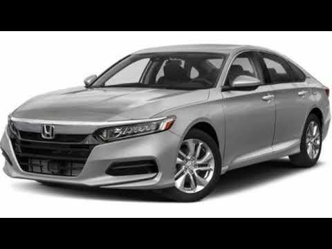 New 2020 Honda Accord Sedan West Palm Beach Juno, FL #LA017913
