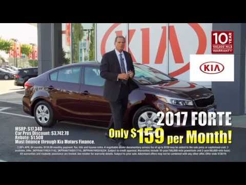 Car Pros Tacoma >> 2017 Kia Forte 0 Down And 159 Month Car Pros Kia Tacoma