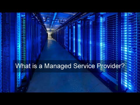 Managed Service Provider