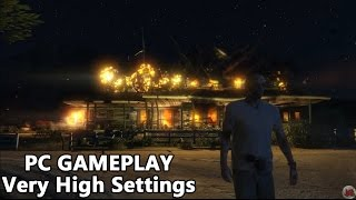 Grand Theft Auto V (GTA 5) - Crystal Maze Gameplay PC Maximum / Very High Settings
