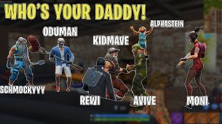 OPA Schmockyyy muss ins ALTENHEIM - WHOS your DADDY FORTNITE!
