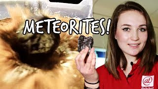 How to make a meteorite crater | Do Try This At Home | We The Curious