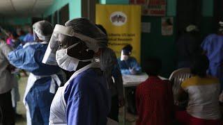 Uganda vaccinates for Ebola