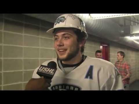 2014 Clark Cup Interview: Joe Sullivan Game 2 Interview