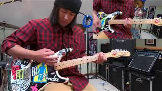 Sum 41 - Underclass Hero - Guitar Cover Subscribe for more here: ht...