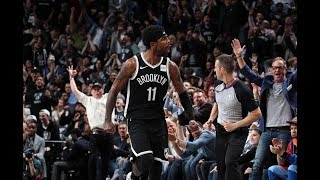Kyrie Irving Erupts With 50-Point Nets Debut