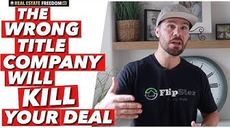 How To Choose The Best Title Company