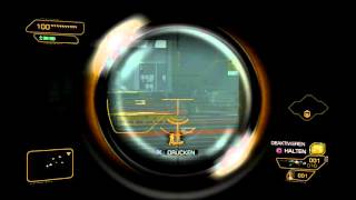 Lets play german: Deus Ex: Human Revolution Director