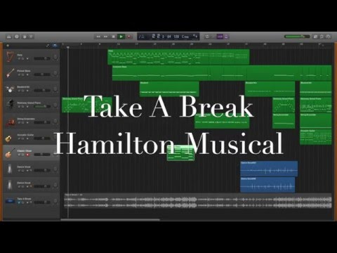 Take A Break-Hamilton Instrumental
