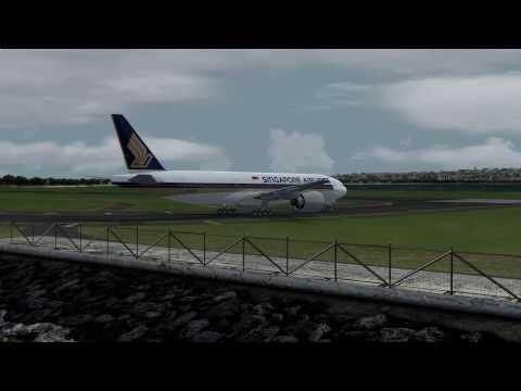 Prepar3D V3.4 - Aerosoft's Bali in a PMDG 777 - 4K