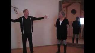 Körpersprache einmal anders - Im Gespräch mit Alan Brooks