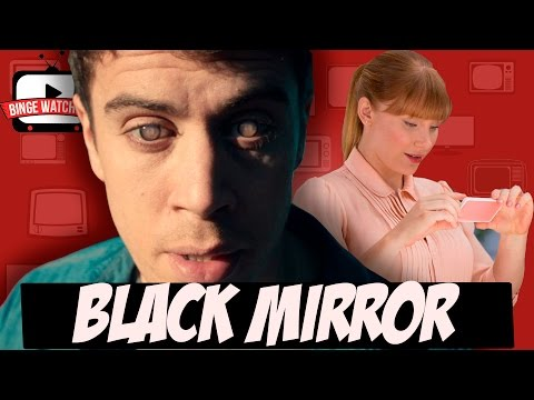 BLACK MIRROR Series Review