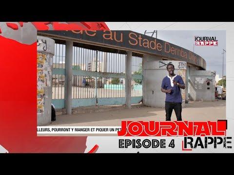 Journal Rappé - saison 4 - épisode 4 : un peuple, deux buts, du sang