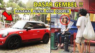 GEMBEL SULTAN NGETEST KEBAIKAN CEWEK JAKARTA !! Ft. Reagie
