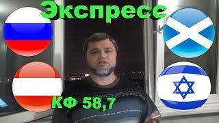 Казахстан - Кипр / Россия - Шотландия / Австрия - Израиль / Прогнозы и Ставки