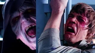 Star Wars Battlefront Gameplay - EPIC HERO BATTLE!! LUKE VS EMPEROR!! 1V1!! (1080p 60fps HD)