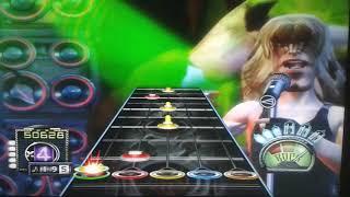 Welcome to the jungle - Guns N Roses (Guitar Hero lll)
