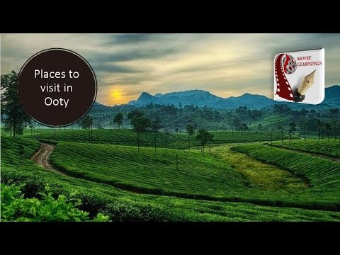 OOTY | Food, Shopping, Sightseeing & Tourist Attractions | Tamilnadu tourism, India Travel |