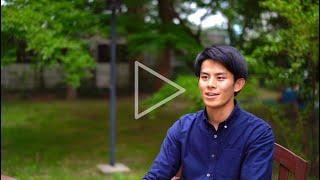 在学生インタビュー(地球学コース:大学院1年)