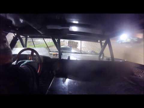 Brett McDonald Feature Lernerville Speedway 5/19/17 IN-CAR
