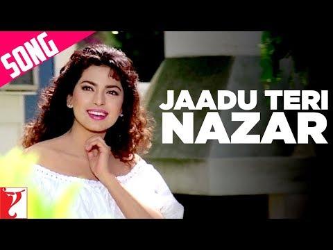 Jaadu Teri Nazar | Darr | Shah Rukh Khan | Juhi Chawla | Sunny Deol | Udit Narayan | Hindi Old Song