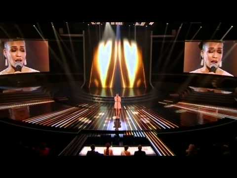 Rebecca Ferguson sings Candle In The Wind - The X Factor Live show 6 (Full Version)