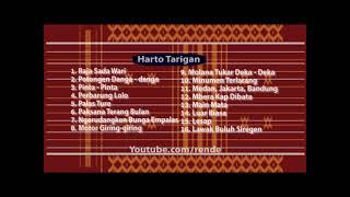 Kumpulan Lagu Karo - Harto Tarigan