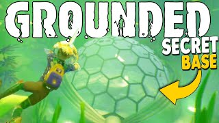 GROUNDED - HIDDEN SECRET Underwater Lab DISCOVERED in Future Grounded Water Update