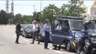 السلطات الفرنسية تعتقل زوجة المشتبه به في هجوم مصنع ليون