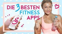 Meine 3 BESTEN Fitness - Apps | Sophia Thiel