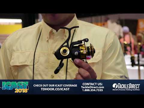 Penn Spinfisher VI Spinning Reels At ICAST 2018