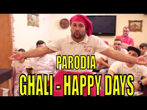 Ghali - Happy Days (PARODIA)