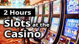 CASINO AMBIANCE: Slots, Poker & Gambling in LAS VEGAS - 2 HOURS - The Ultimate Ambience!