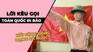 Lời kêu gọi toàn quốc đi bão cổ vũ cho Olympic Việt Nam