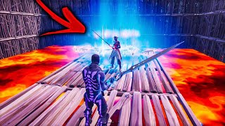 Speed Glitch Scammer Gets Scammed (Hacker) In Fortnite Save The World Pve!