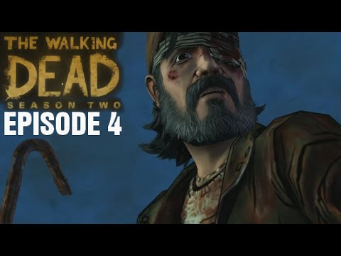 "The Walking Dead Season 2 Episode 4 Gameplay Walkthrough ""Amid the Ruins"" Telltale Game"