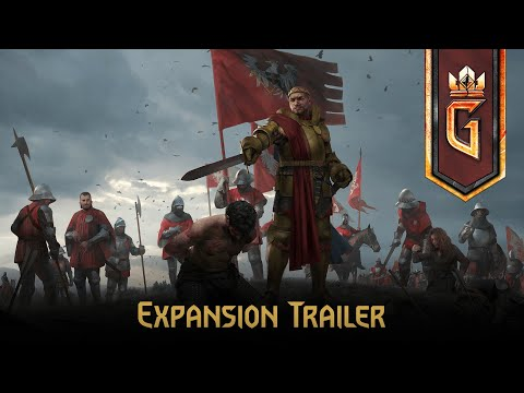 GWENT: Iron Judgment  | Expansion Trailer