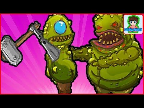 СОЗДАЙ СВОЕГО МОНСТРА питомца Monster Craft Зомби крафт игра от Фаника