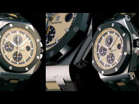 Royal Oak Offshore - Ceramic Savoir-Faire