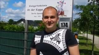 Дачные участки в Берлине в районе Шпандау Интервью Владислав Шнайдер