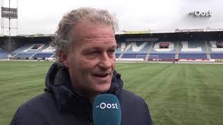 De Gunst hoopt met PEC Zwolle op schokeffect: