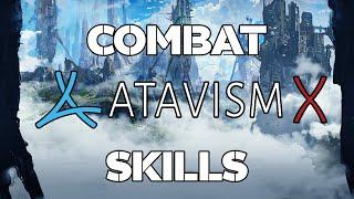 Atavism Online - Combat (part 1) - Skills