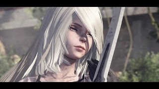 NieR Automata A2 Ending Y Emil final secret battle