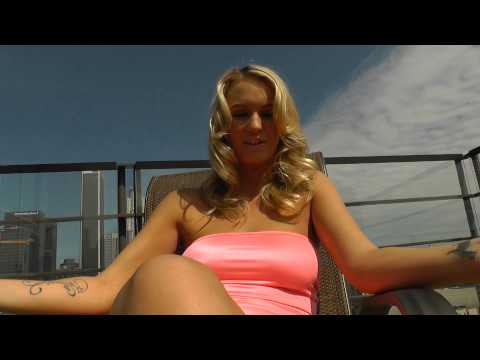 Rooftop interview with Emily Austin