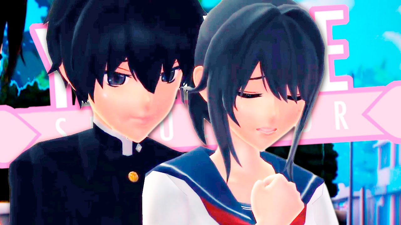 YANDERE & SENPAI AMOR ETERNO!! - Yandere Simulator (Video