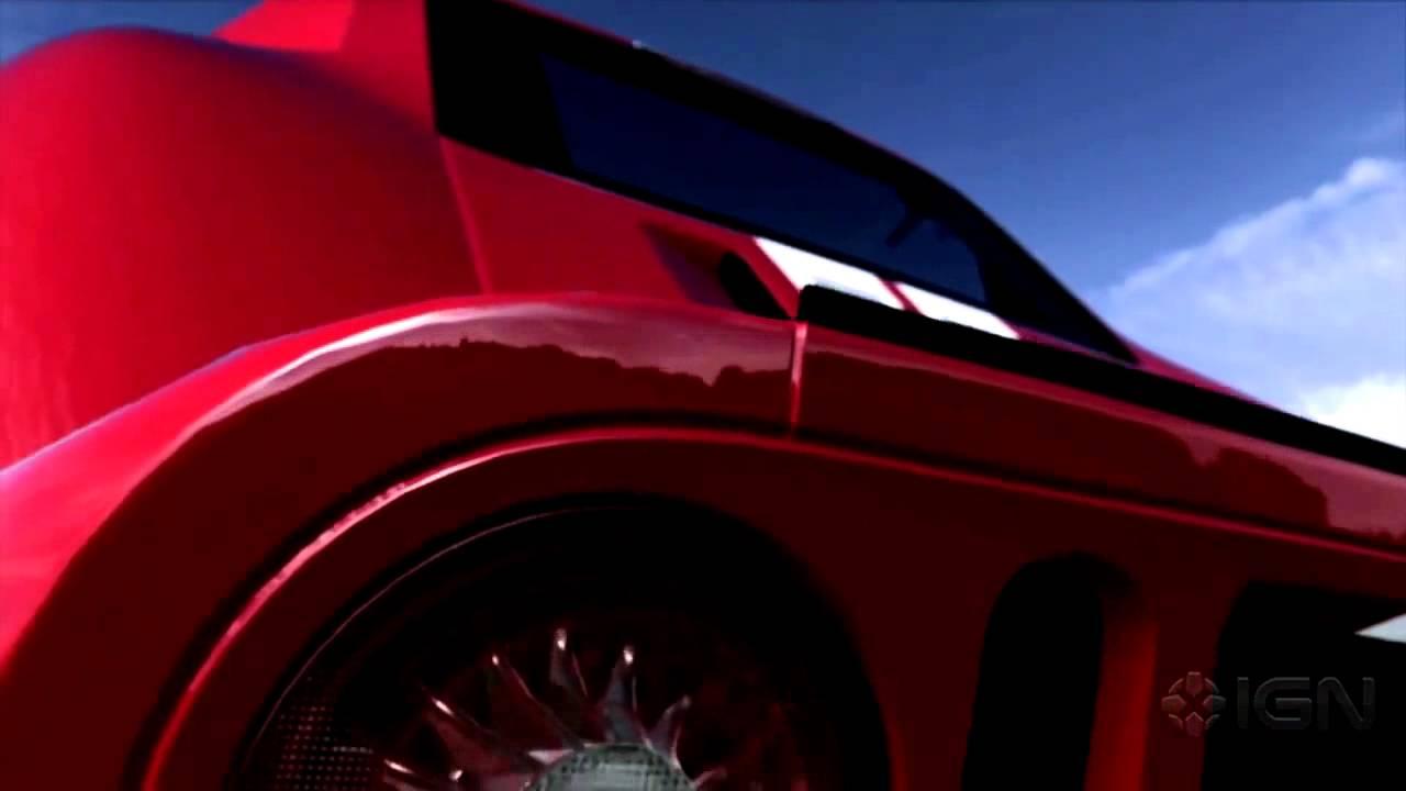 Forza Motorsport 4 Trailer