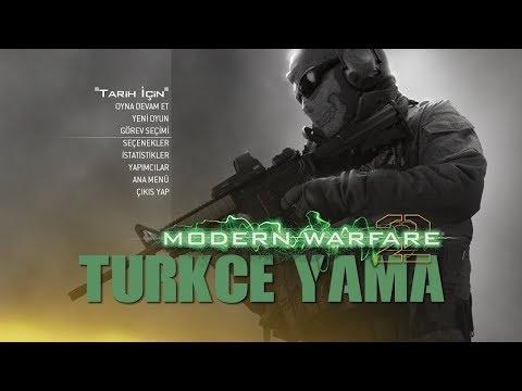 Call OF Duty Modern Warfare 2 - Türkçe Yama
