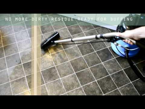 DeepClean - Hard Floor Cleaning Promotional Video