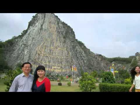 H0-3 Photo Video Thailand - Bangkok Hua Hin Pattaya Sat 26 to Wed 30 July 2014.
